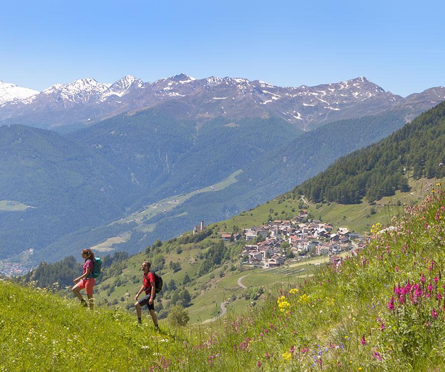 360° Rundwanderweg Obervinschgau