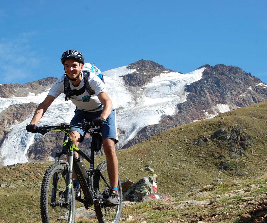 Biken in Mals Vinschgau