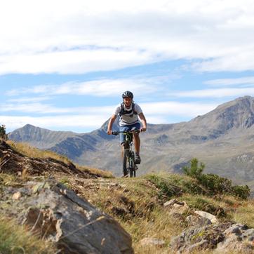 Ciclismo in Val Venosta