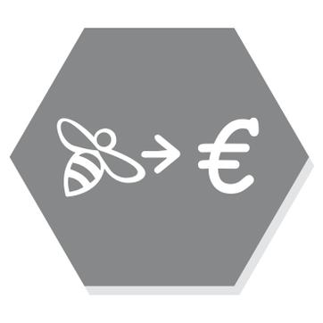 Bees einlösen